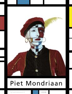 Piet Mondriaan, by luteinvankranen.nl