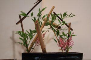 ikebana 2 haiku kring ontmoetingsdag 2015