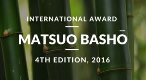 Basho Award 4th edition haiku competition Italy