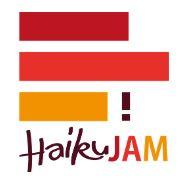 HaikuJAM logo