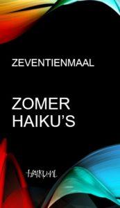 Zeventienmaal Zomer Haiku's voorpagina