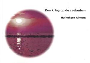 Een kring op de zeebodem - Haikukern Almere