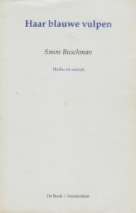 Haar blauwe vulpen - Simon Buschman