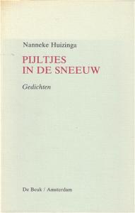 Pijltjes in de sneeuw - Nanneke Huizinga