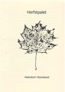 Haikukern Noordoost - Herfstpalet