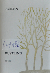 Wim Lofvers - Ruisen / rustling