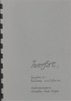 Helena Wolthers - Herfst