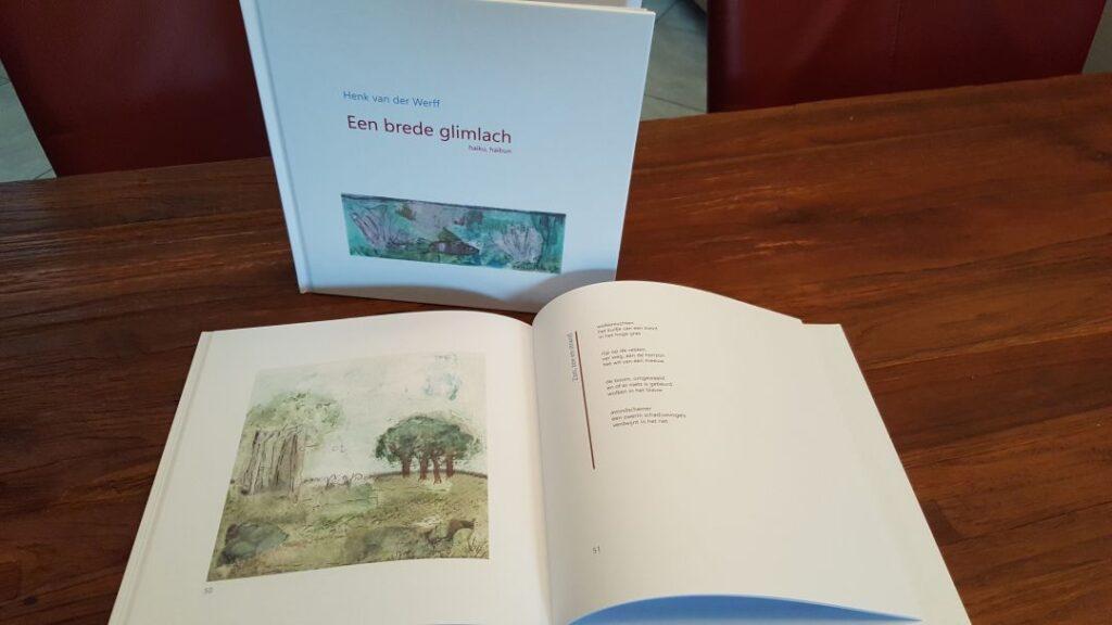 Henk van der Werff - Een brede glimlach